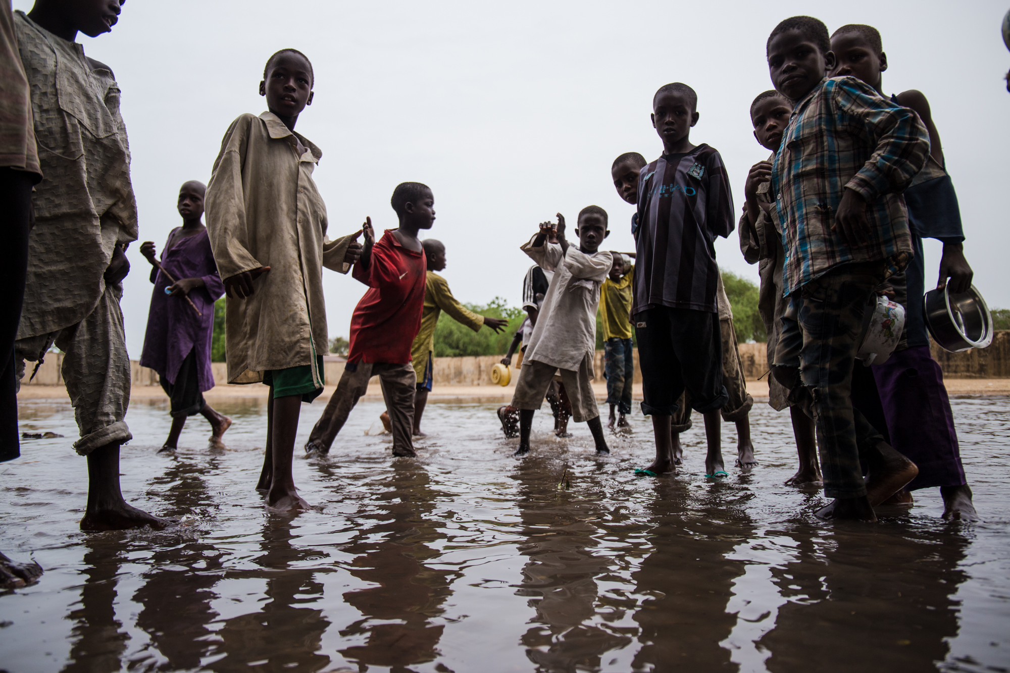 Nearly 1.4 million internally displaced people living in cholera 'hotspots' as outbreak spreads in northeast Nigeria